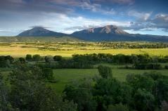La Veta and the Spanish Peaks