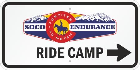 SoCo Ride Camp Signs